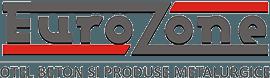 Fier beton Constanta: EuroZone Logo